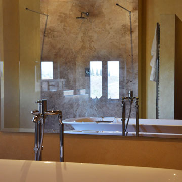 arezzo, perugia, siena, vetro per arredamento, vetro per arredo bagno ...